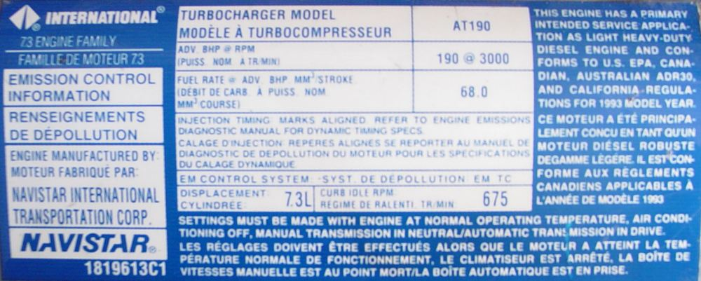 medium resolution of ford power stroke engine