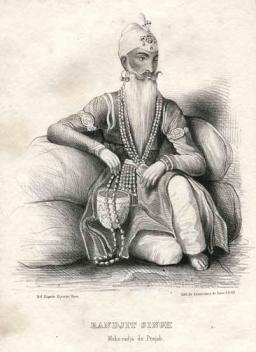 Mahraja-Ranjeet-Singh