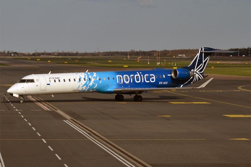 Bildresultat för regional jet nordica crj 900