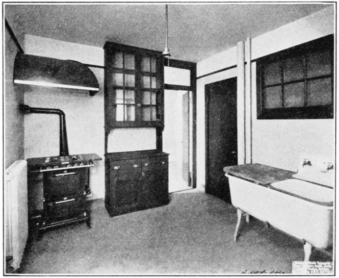That Bathtub In The Kitchen Is Quintessentially Tenement Living