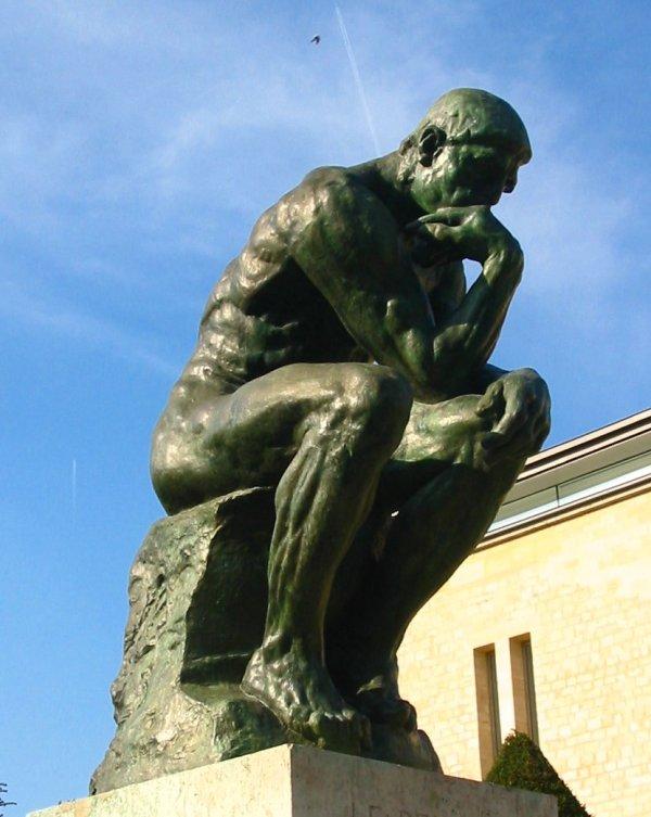 Rikcha Rodin - Wikipidiya