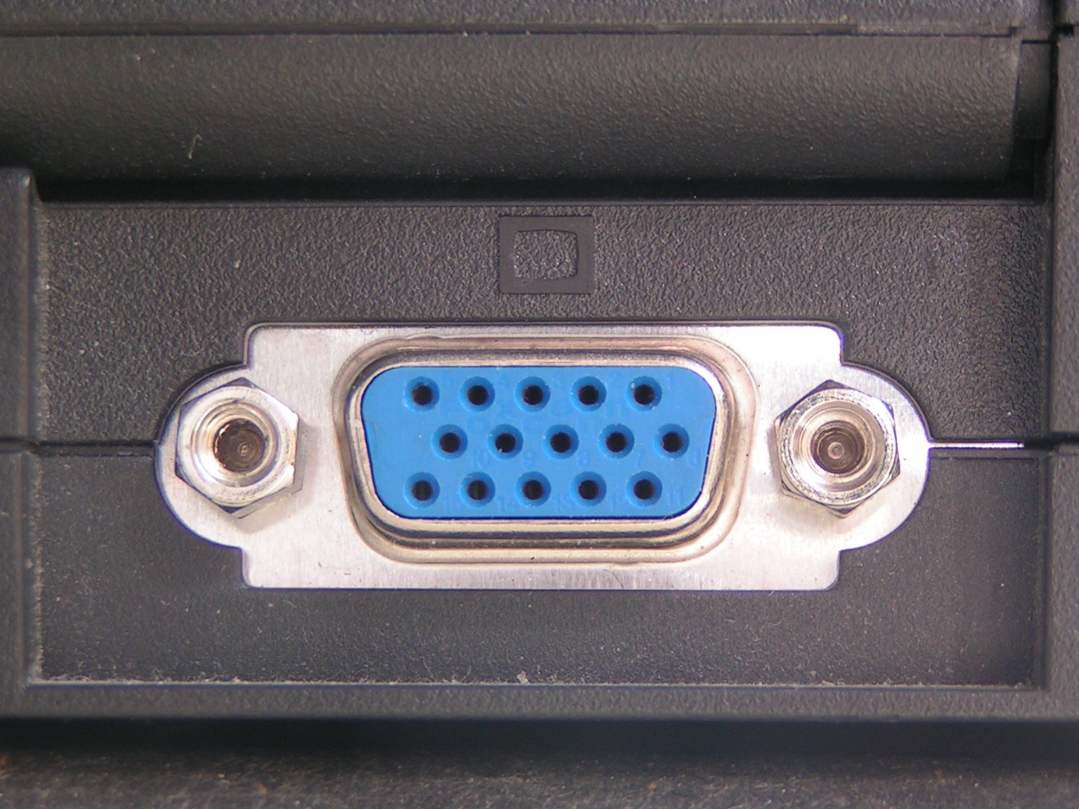 hight resolution of vga connector pin diagram