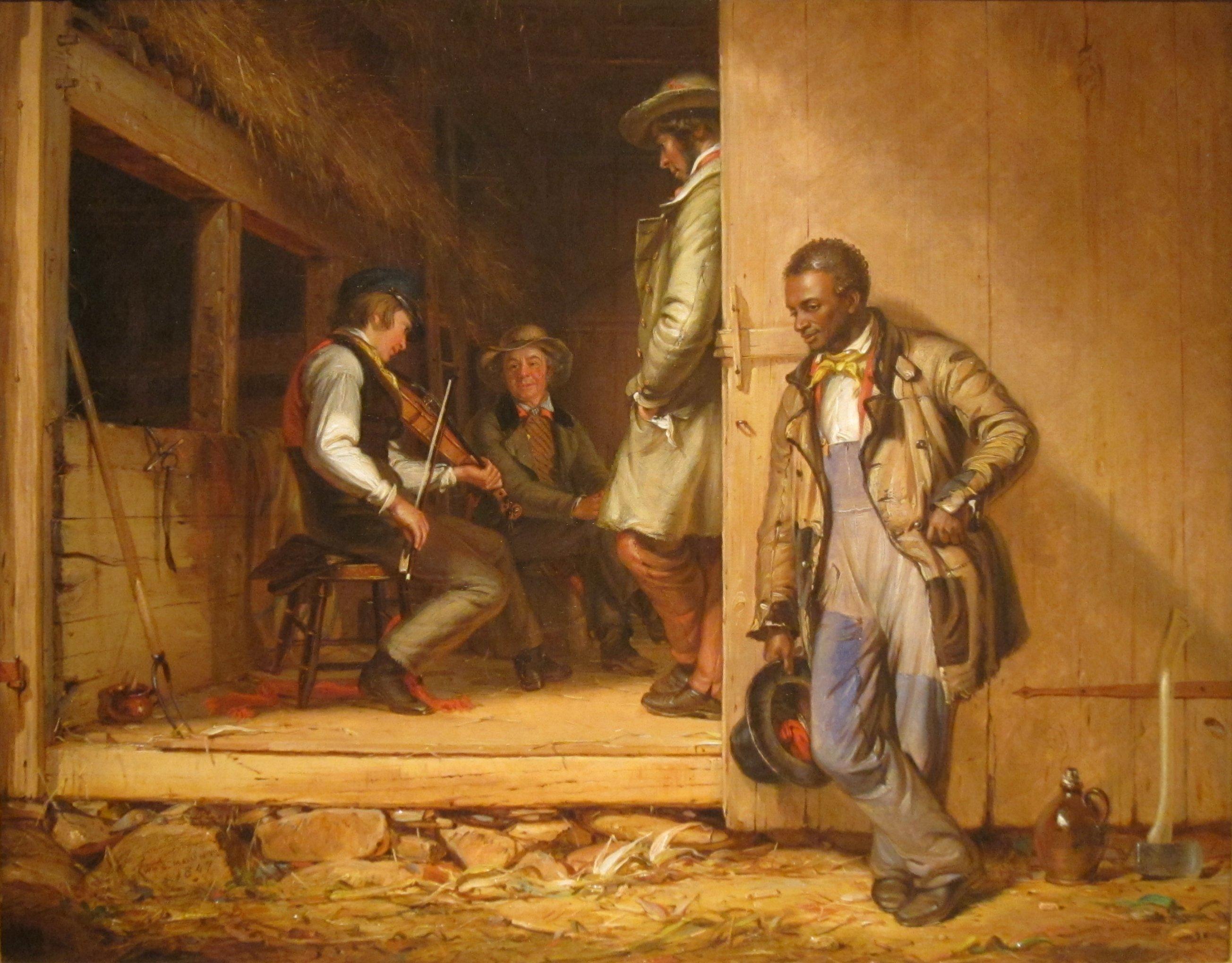 FileThe Power of Music by William Sidney Mount 1847JPG