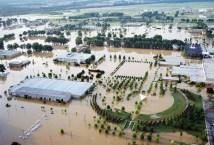 Naval Base Millington TN Flood 2010