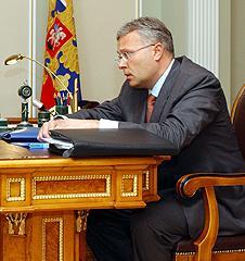 Russian billionaire Alexander Lebedev