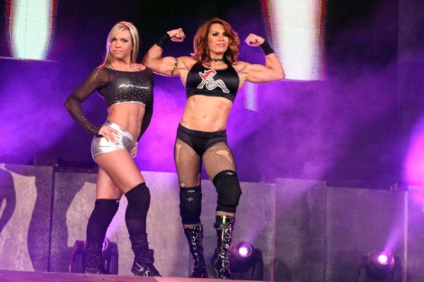 April Hunter: Not impressed with salaries for TNA Knockouts