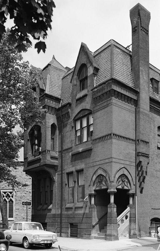 Thomas Hockley House  Wikipedia