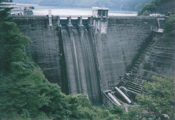 Ikawa Dam  Wikipedia