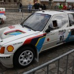 Peugeot 205 T16 Group B 1984 Racing Cars