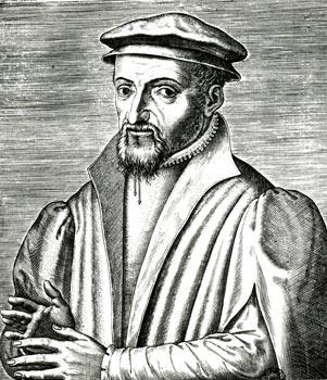 Schweizer Reformator Pierre Viret