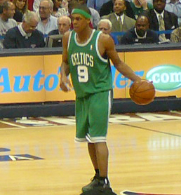 Rajon Rondo, the 21st pick of the Phoenix Suns