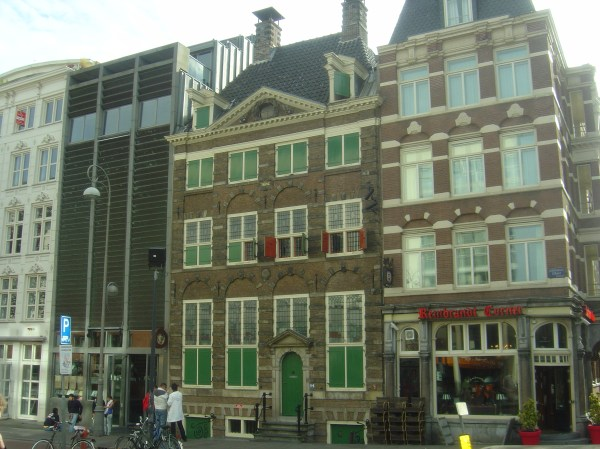 File Rembrandt House-museum - Wikimedia Commons