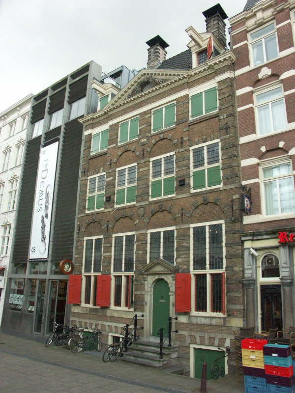File Rembrandts House - Wikimedia Commons