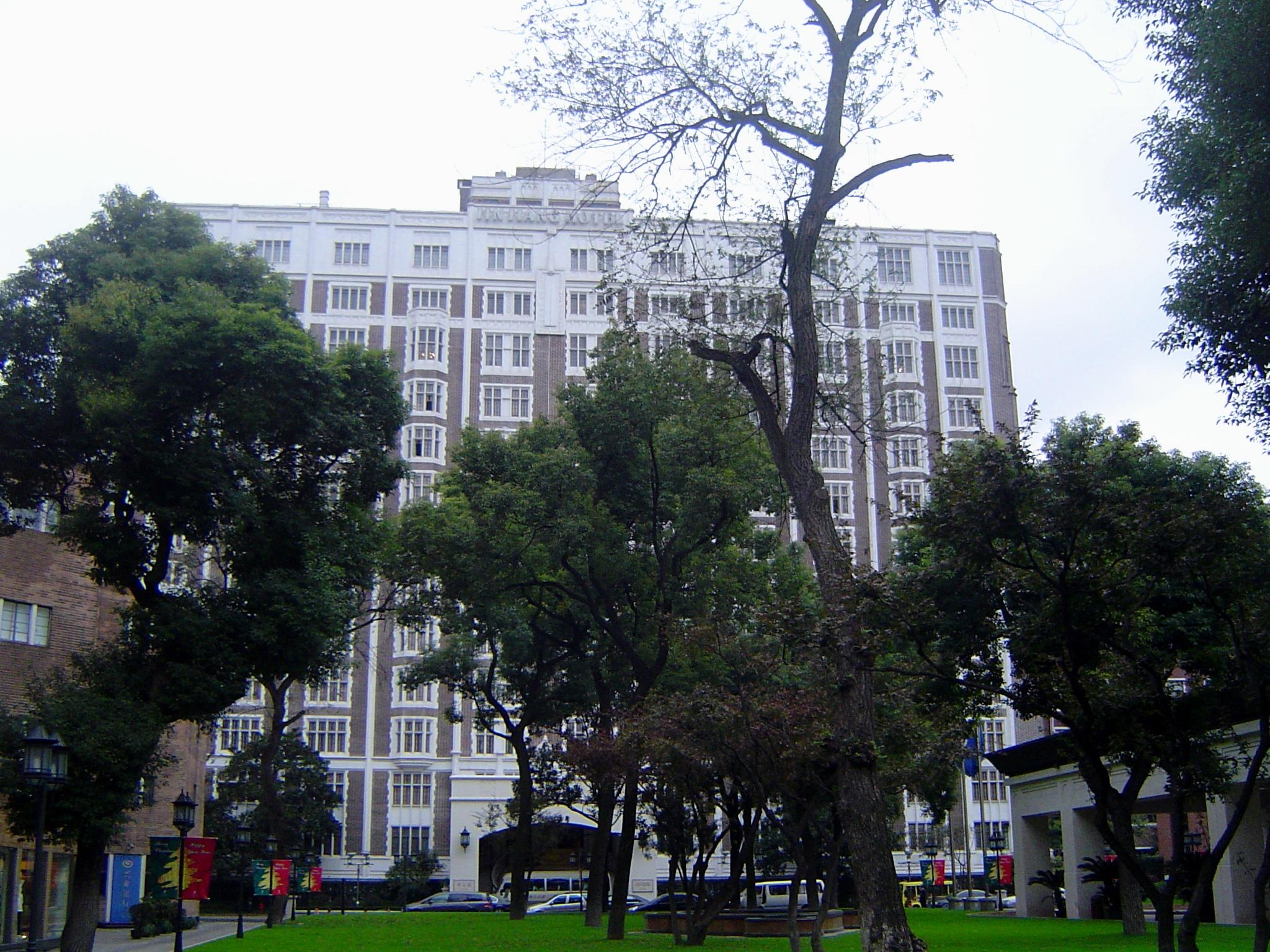 Jinjiang Hotel Wikipedia