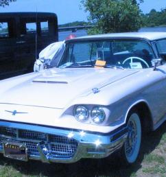 1960 ford thunderbird hardtop [ 1343 x 891 Pixel ]