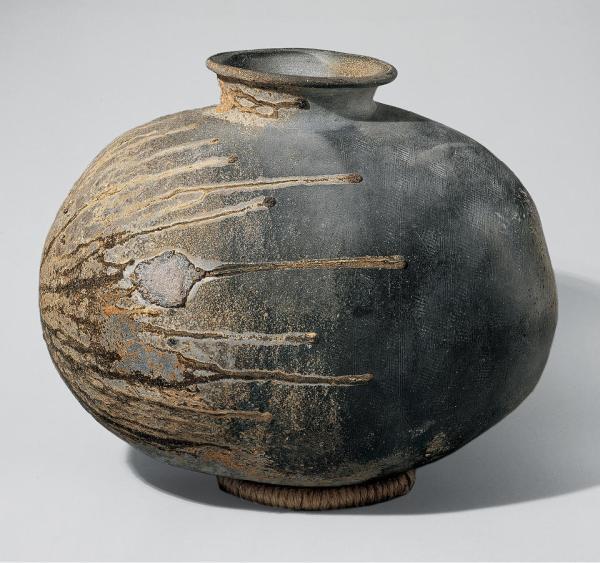 Japanese Stoneware Pottery