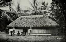 Tahiti Traditional House
