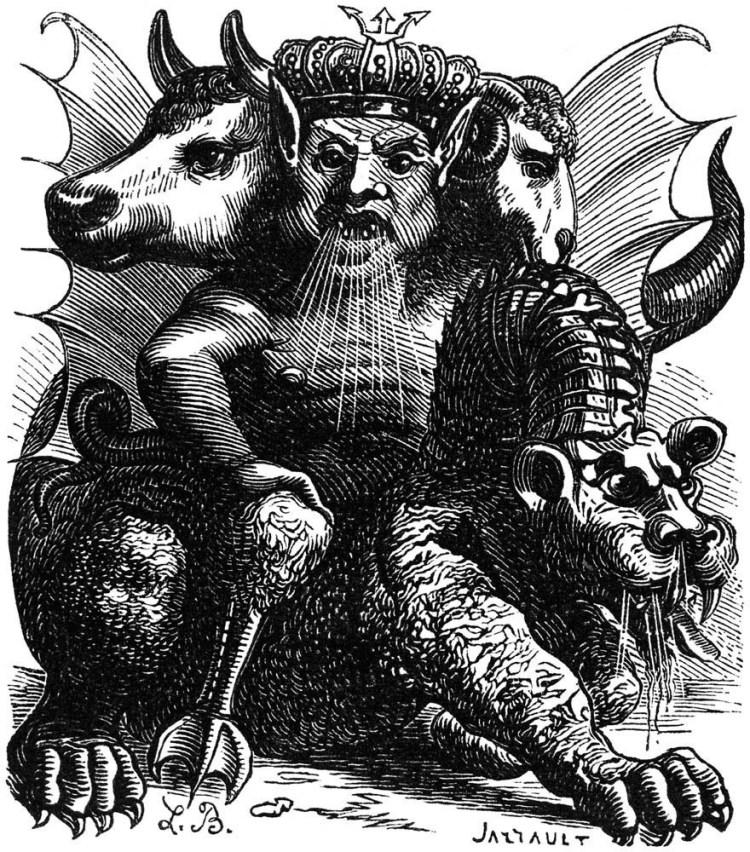 Demônios: Asmodeus