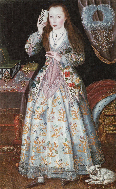 Queen Elizabeth I The Pragmatic Costumer