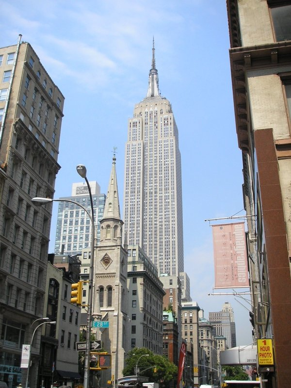 Empire State Building - Simple English Wikipedia Free