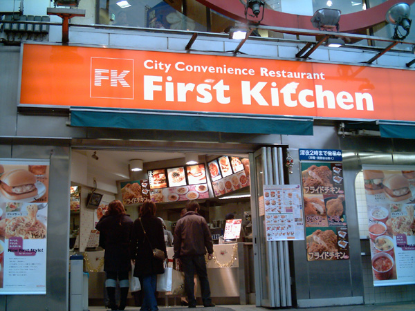 Fast Food Shop Name