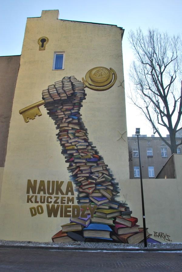 File Mural 'education Key Knowledge' Barys