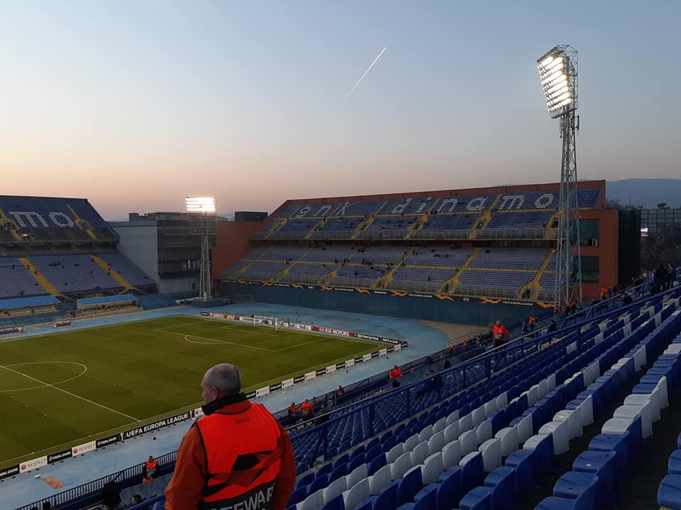 Stadion Maksimir Wikipedia