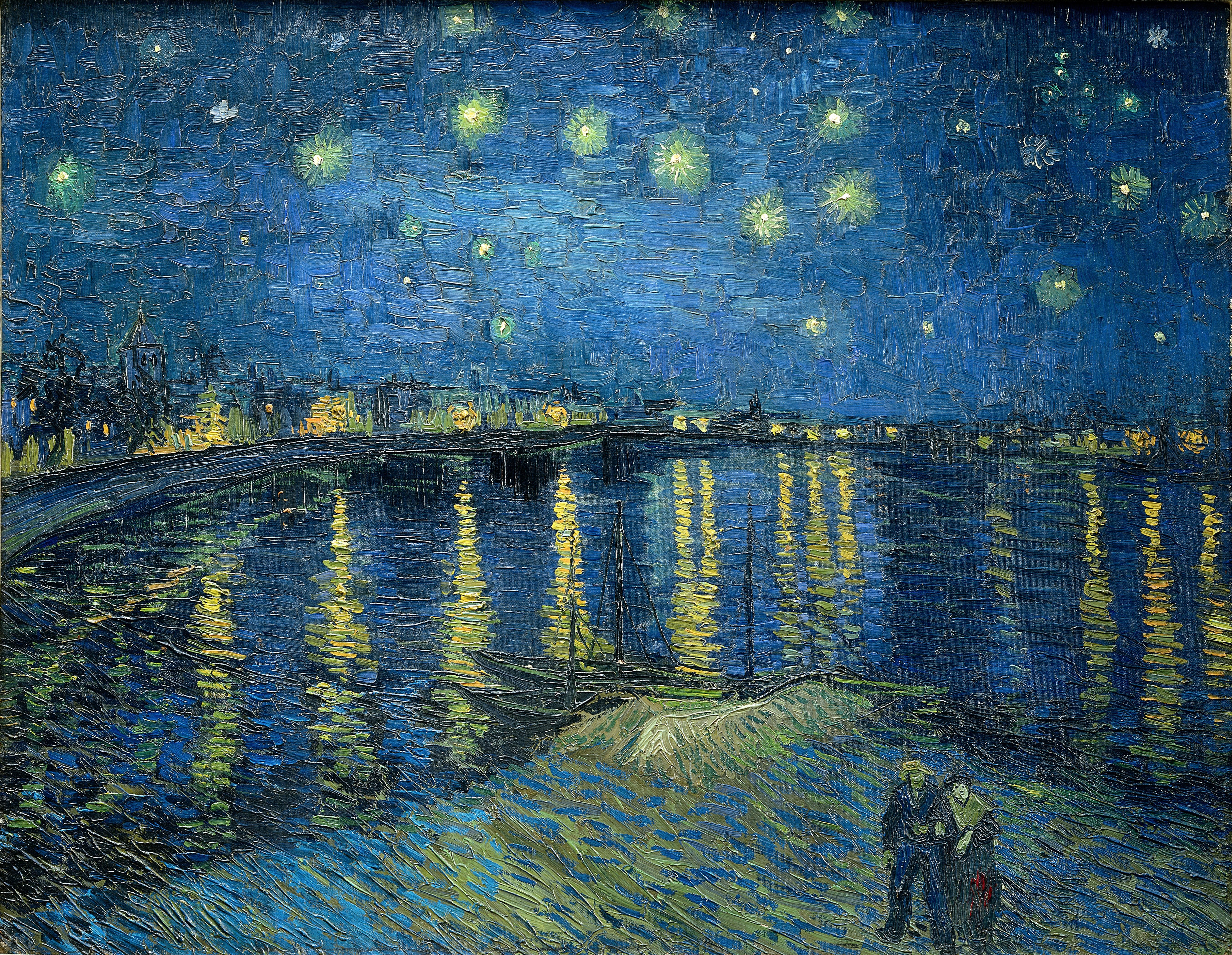 file starry night over