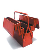 A toolbox. For general Usage as an Icon or wha...
