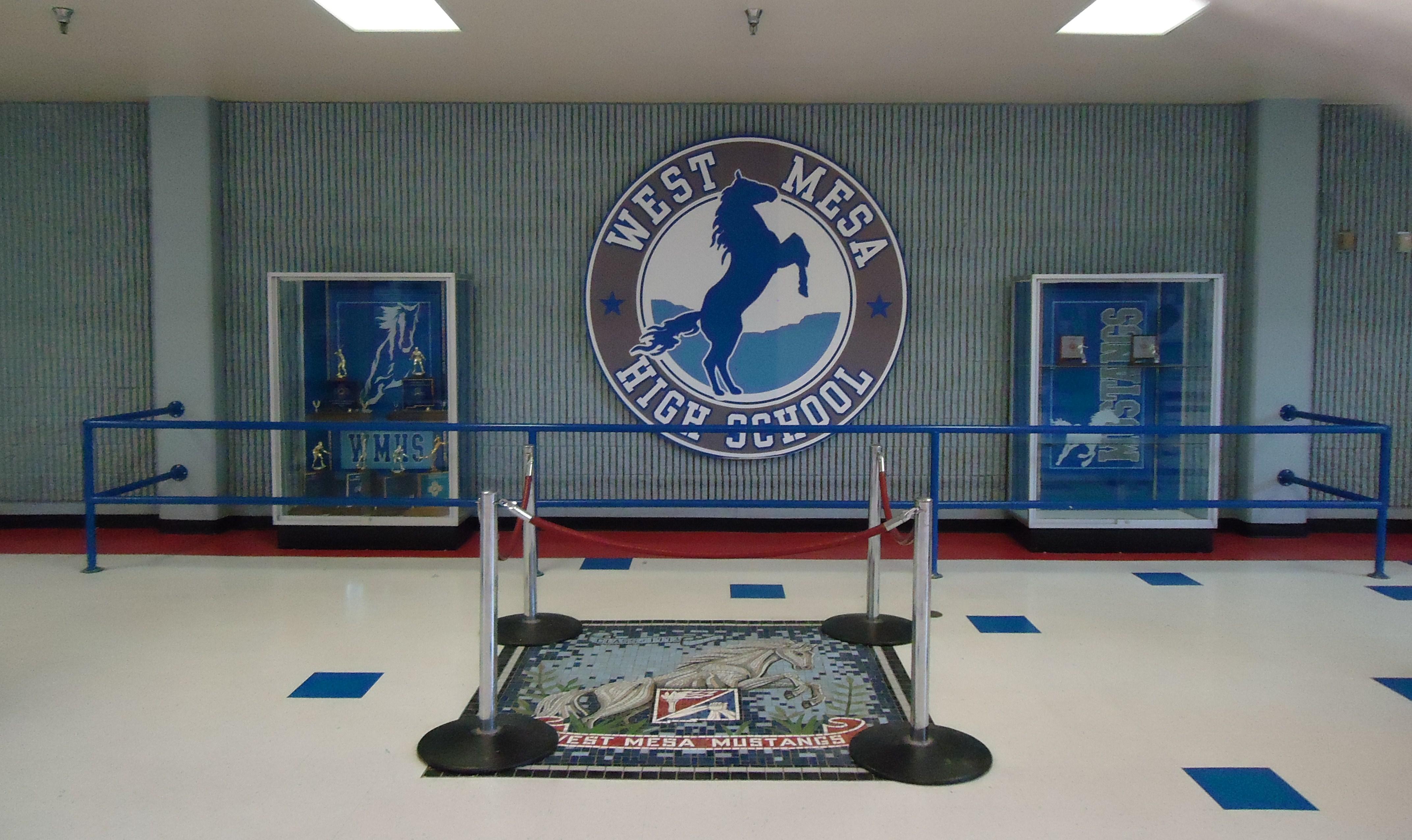 FileWest Mesa High School Gym Entrywayjpg  Wikipedia
