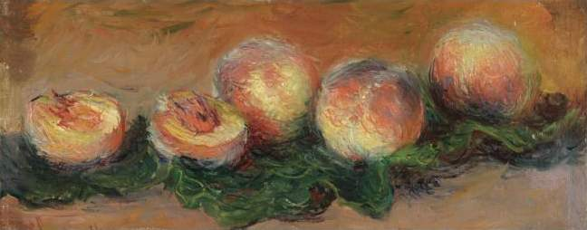 Claude Monet - Pêches