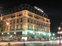 Cafe De La Paix Paris