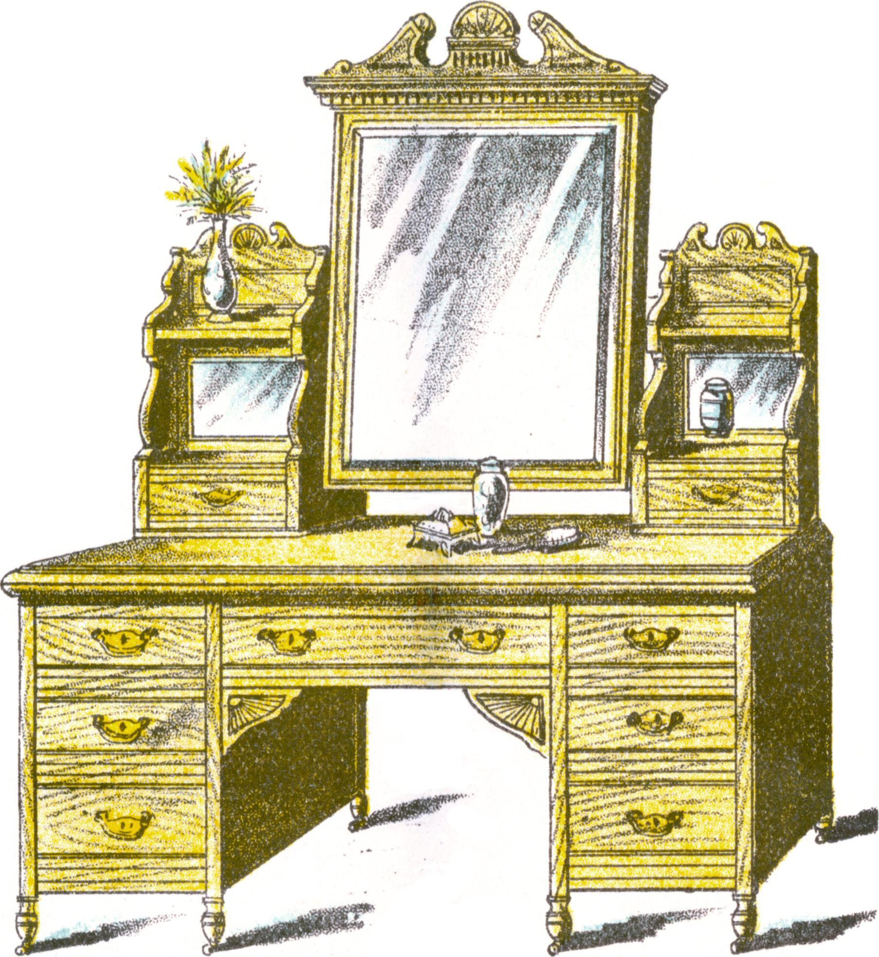 coiffeuse meuble wikipedia