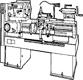 Engine Lathe Nomenclature Diagram Engine Lathe Parts