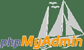 phpMyAdmin logo Français : Logo de phpMyAdmin