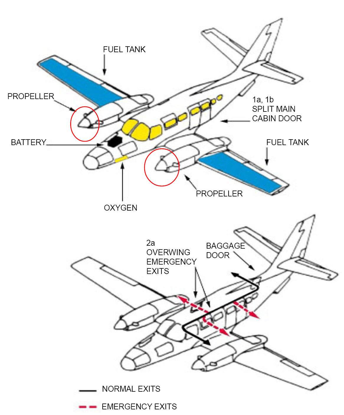 File Reims Cessna F406 Handling Instructions Usaf