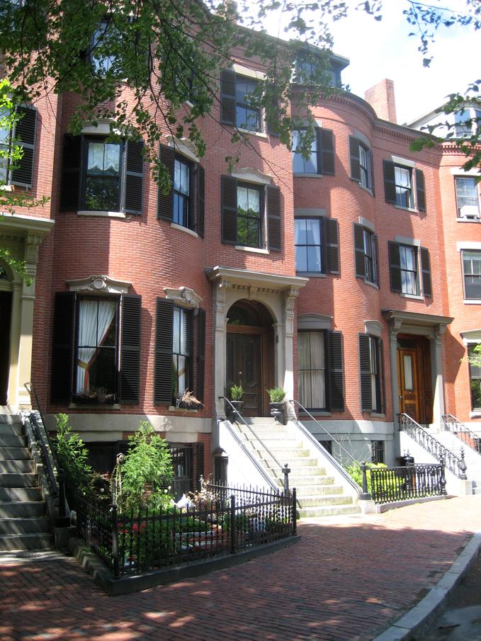 South End Boston  Wikipdia