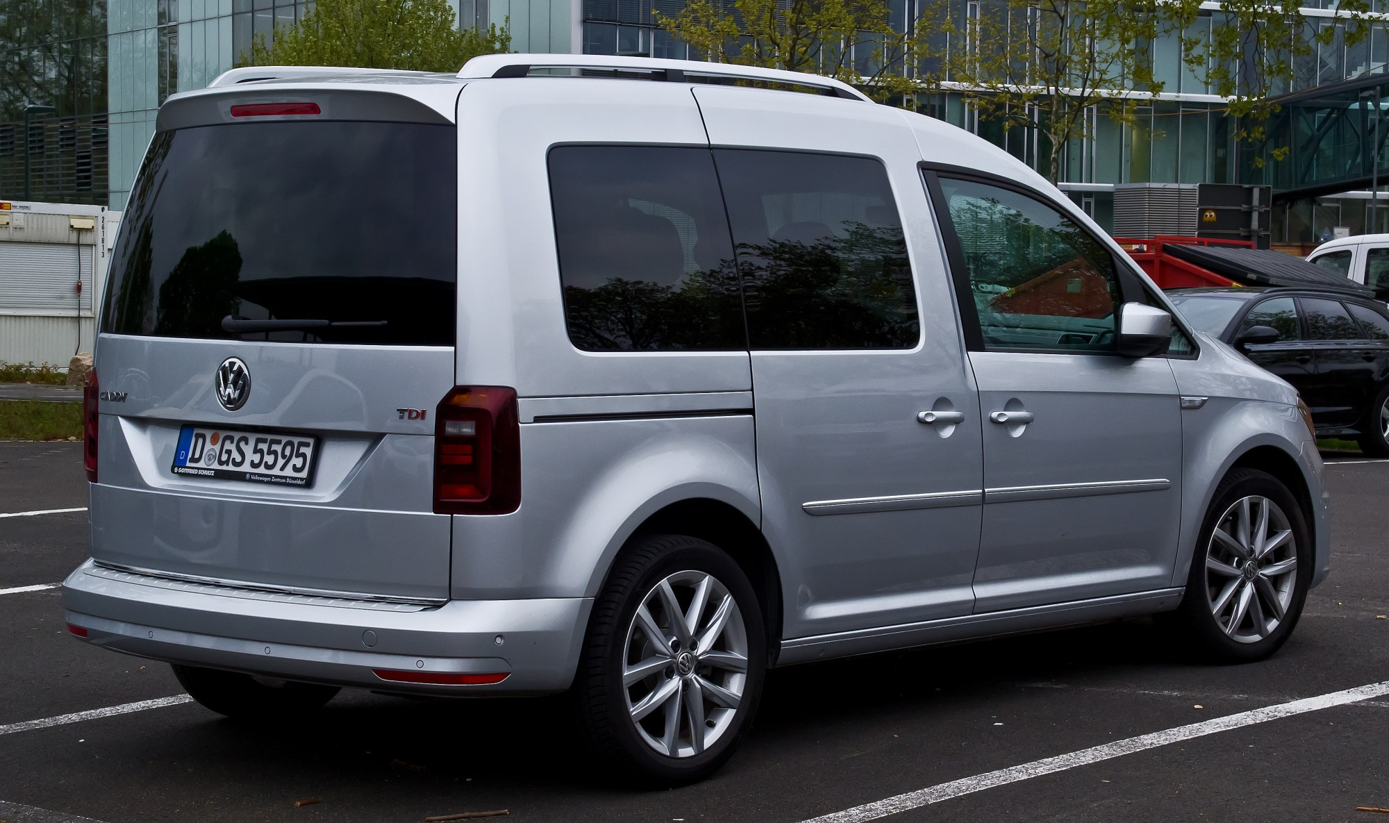 hight resolution of volkswagen caddy 2k second facelift 2015