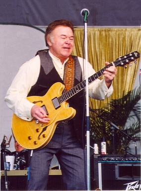 Roy Clark - March 2002 Photo by Alan C. Teeple...