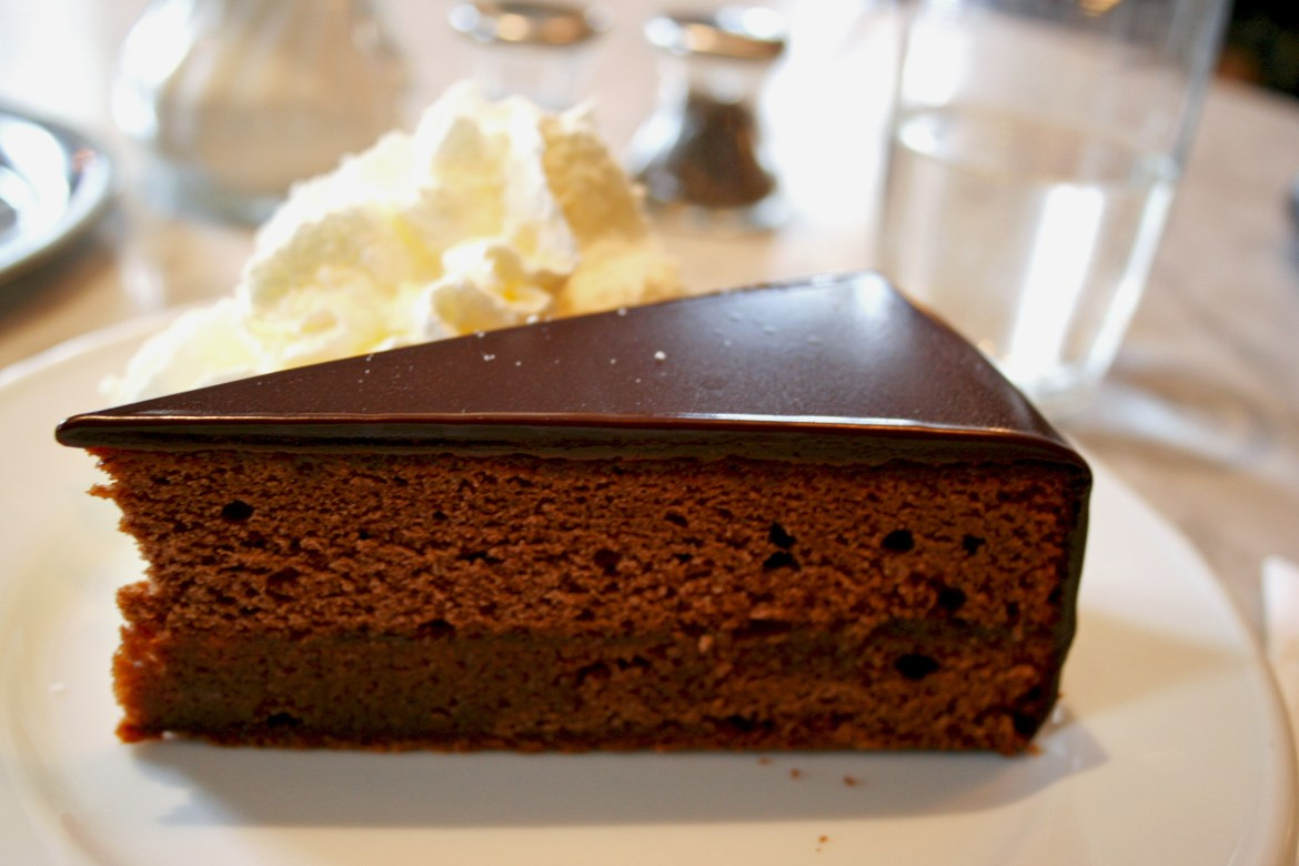 Image result for sachertorte