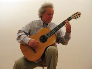 lezione di perfezionamento alla chitarra fingerstyle