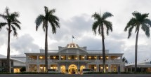 Grand Pacific Hotel Suva Fiji