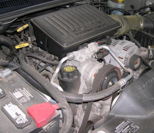 small resolution of chrysler powertech engine