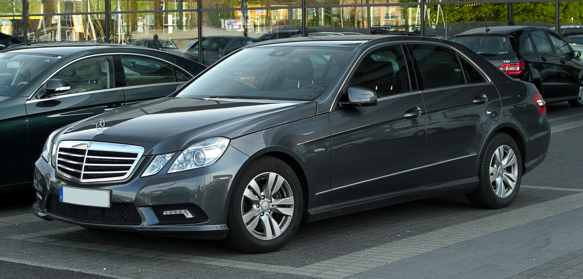 File Mercedes Benz E 350 Cgi Blueefficiency Avantgarde