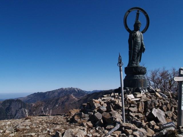 Pilgrimage route of Omine Okugake Michi