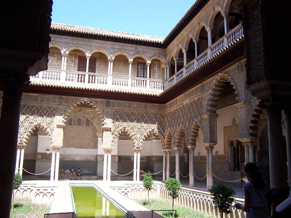 Koninklijk Paleis Van Sevilla Wikipedia