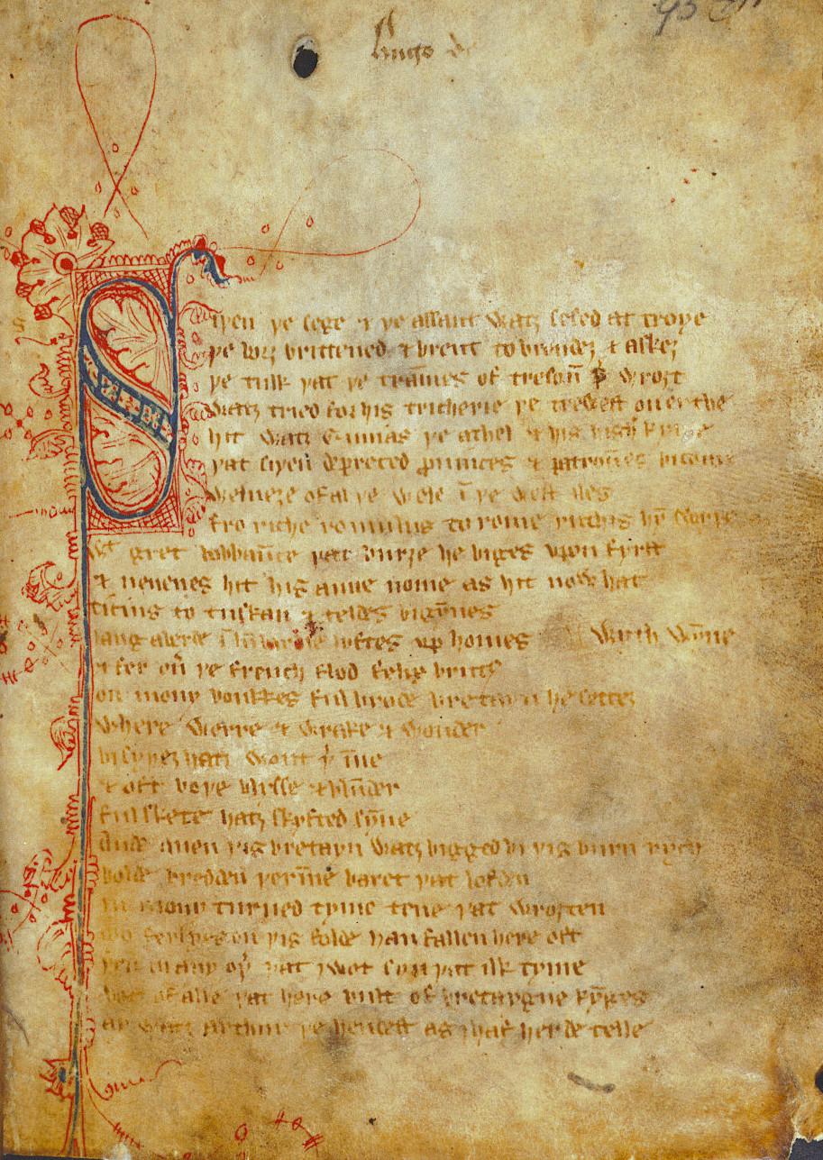 Sir Gawain And The Green Knight Wikipedia