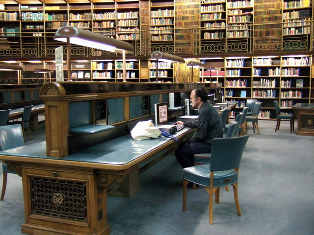 The Reading Room at the British Museum - geogr...