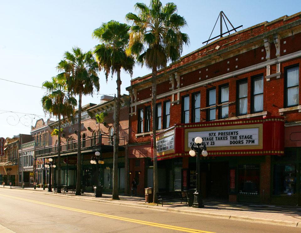Historic District Tampa
