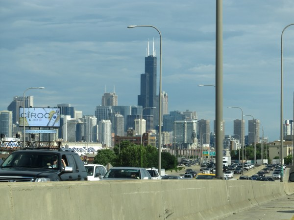 File Willis Tower And Downtown Chicago Kennedy